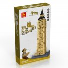 England BIG BEN of London - BUILDING BLOCKS 1642 pcs set, Compatible with LEGO.