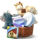 Animals Gift Basket