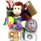 Monkey Business Deluxe Gift Basket