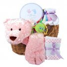 Comfy Cozy Gift Basket
