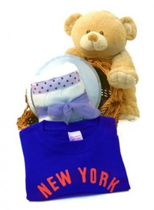 New York, New York Gift Basket ~ Girls ~ 18 to 24 Months