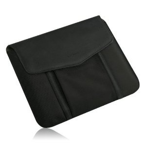 Verizon Leather/ Nylon Tablet Sleeve With Modem Pocket for All 10.1 inch Tablets(888-0001) BRAND NEW