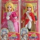 THE ROSE OF VERSAILLES, OSCAR & MARIE ANTOINETTE DOLLS /STRAPS