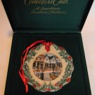 "Longaberger 1998 Collectors Club ""Shopping on Main Street"" Ornament"