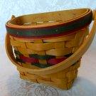 Longaberger 1998 Little Joy Basket