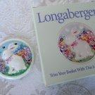 Longaberger 1998 Easter Tie-On