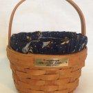 Longaberger 1992 Discovery Basket Combo (Autographed)