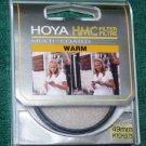 Hoya 49 49mm HMC Warm Filter 49WM  MULTI COATED  BRAND NEW