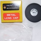 STAR D 58 58mm Metal Front lens cap   Made in Japan   BRAND NEW