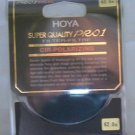 Hoya 62 62mm THIN CIRCULAR POLARIZER SUPER HMC PRO 1 Filter 62CPLPRO1 NEW