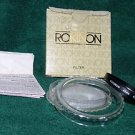 ROKINON 49 49mm 81A Filter 4981A  very old stock   Made In Japan   New
