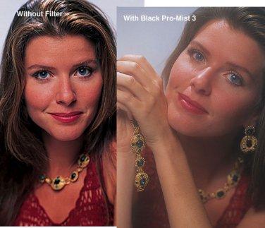TIFFEN 86MM Black Pro-Mist® 3 FILTER Course Thread 86BPM3  NEW