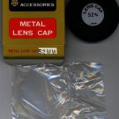 STAR D 52 52mm Metal Front lens cap  52FLC Screw In   Made In Japan    BRAND NEW