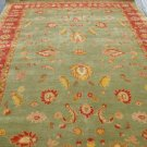 Hand Made Vegetable Dyed Peshawar Oriental Chobi Rug 11x8 i70728