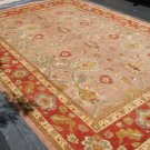 Hand Made Vegetable Dyed Peshawar Oriental Chobi Rug 13x9 i70725