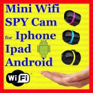 Mini Wireless Portable WIFI Spy IP suvreillance Camera for Smart Phone & Ipad