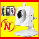 802.11n wifi wireless IP cam Infra Red Email FTP Motion Detect Alarm Free DDNS