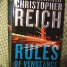 Rules of Vengeance by Christopher Reich 2010, Paperback