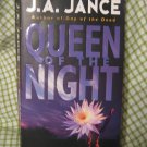 Queen of the Night J.A.Jance Paperback PB thriller 2011