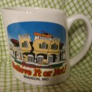 Branson, MO Ripley's Believe It or Not! Slanted mug coffee cup
