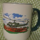 Fort Rucker, AL U.S. Army Aviation Center Aviation Army Helicopter Mug