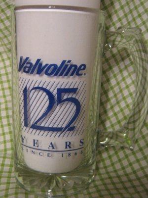 1866 Valvoline Oil 125 years NCCC Corvette Convention 1991 mug