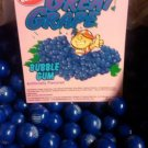 "Dubble Bubble Grape 1"" Gumballs  2 lbs"