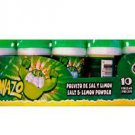 Jovy Limonazo Mexican Candy Salt & Lemon Powder  2 boxes 10ct ea