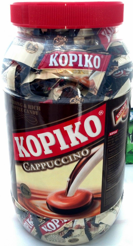 Kopiko Coffee Cappuccino Candy 28.2 oz - Free Shipping
