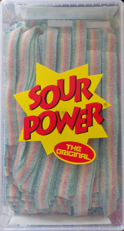 Sour Power Quattro Candy Belts 150 count