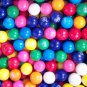 """Dubble Bubble Assorted 1"""" 24mm Gumballs 6 Lbs"""