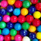 "2 Lb bag Of 1"" Dubble Bubble Assorted Gumballs Free 2-3 Day Shipping"