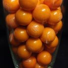 "Dubble Bubble Orange 1"" Gumballs 2 Lbs"