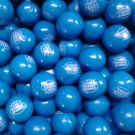 "Dubble Bubble Blue  1"" Gumballs 2 lbs"