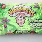 WARHEADS EXTREME SOUR CANDY 1lb 9oz BAG 175 Count