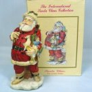 "US Santa Claus, International Collection, 1992, 4-1/2"" Tall, MIB"