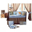 DINO DREAMS 4 PIECE CRIB BEDDING