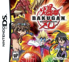Bakugan: Battle Brawlers (Nintendo DS, 2009)