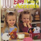 101 Easy Home Accents Plastic Canvas Book HB