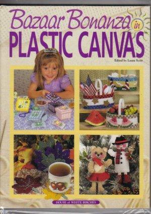Bazaar Bonanza in Plastic Canvas HB Pattern Book