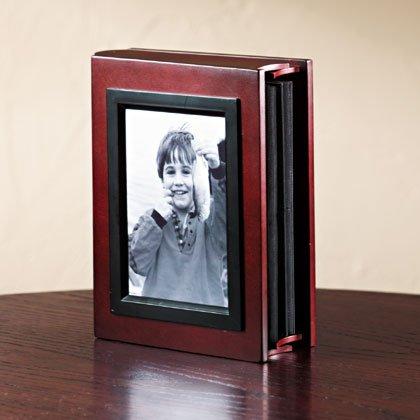 Wood Photo Album