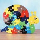 Wood Snail Puzzle