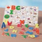 Alphabet Jigsaw Puzzle