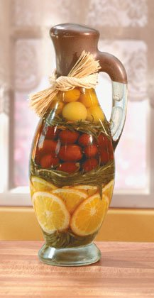 Decorative Citrus Pitcher