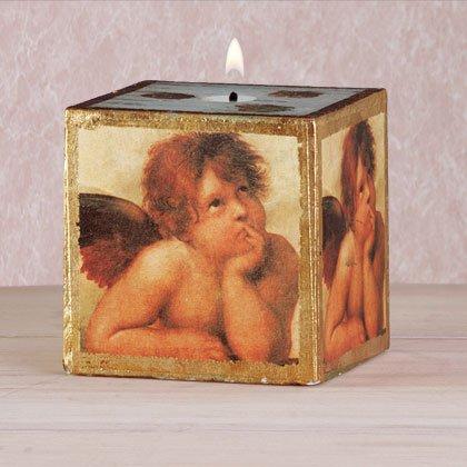 Cherubim Candle
