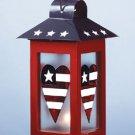 Patriotic Candle Lantern