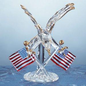 Glass American Eagle