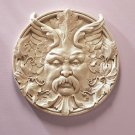 Bacchus Wall Medallion