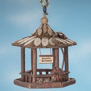 Gazebo Getaway Bird Feeder