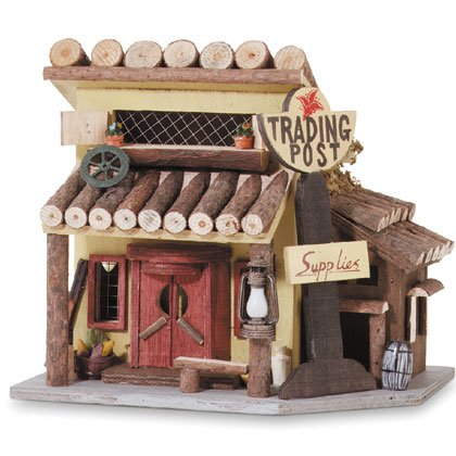 Trading Post Birdhouse